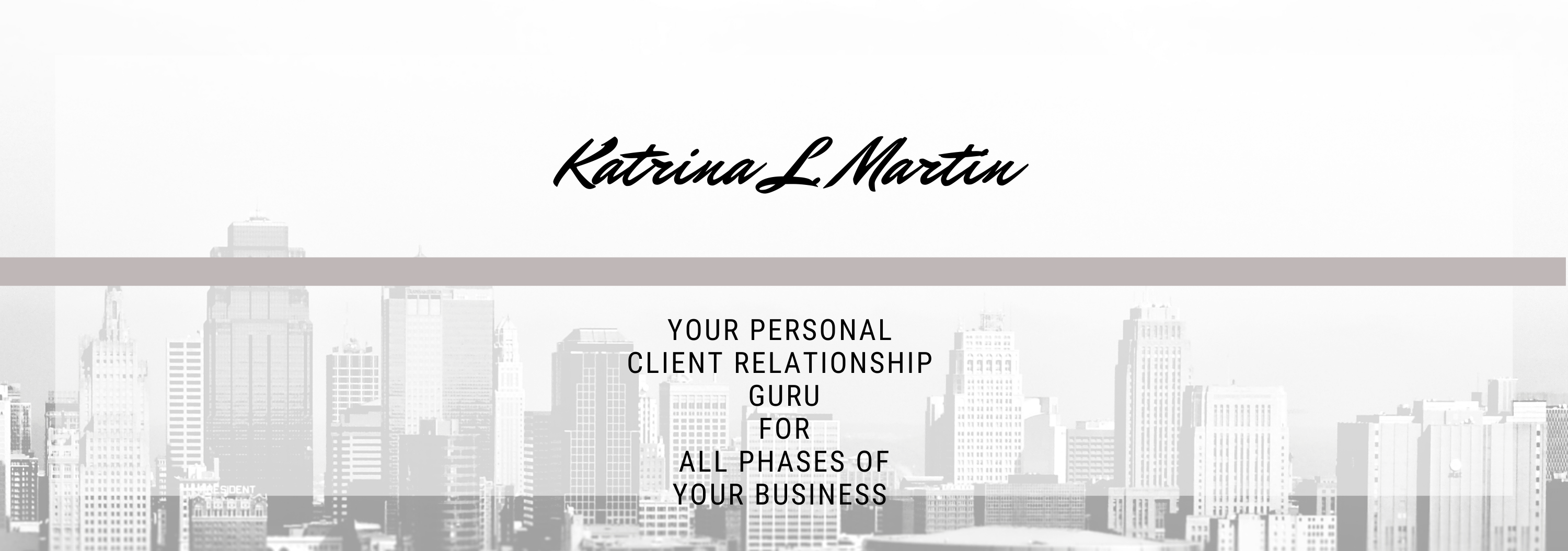 Katrina L. Martin marketing consultant