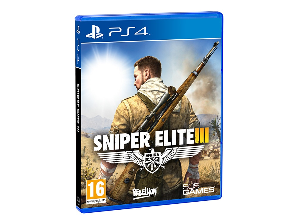 Closed: Win Sniper Elite III for PS4 or Xbox One | Extra | DIY