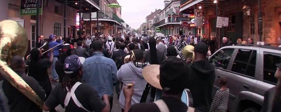 New Orleans Night Vol.2 - Mardi Gras edition