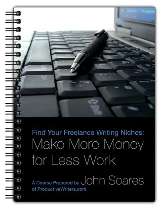 How to Find Your Freelance Writing Niche