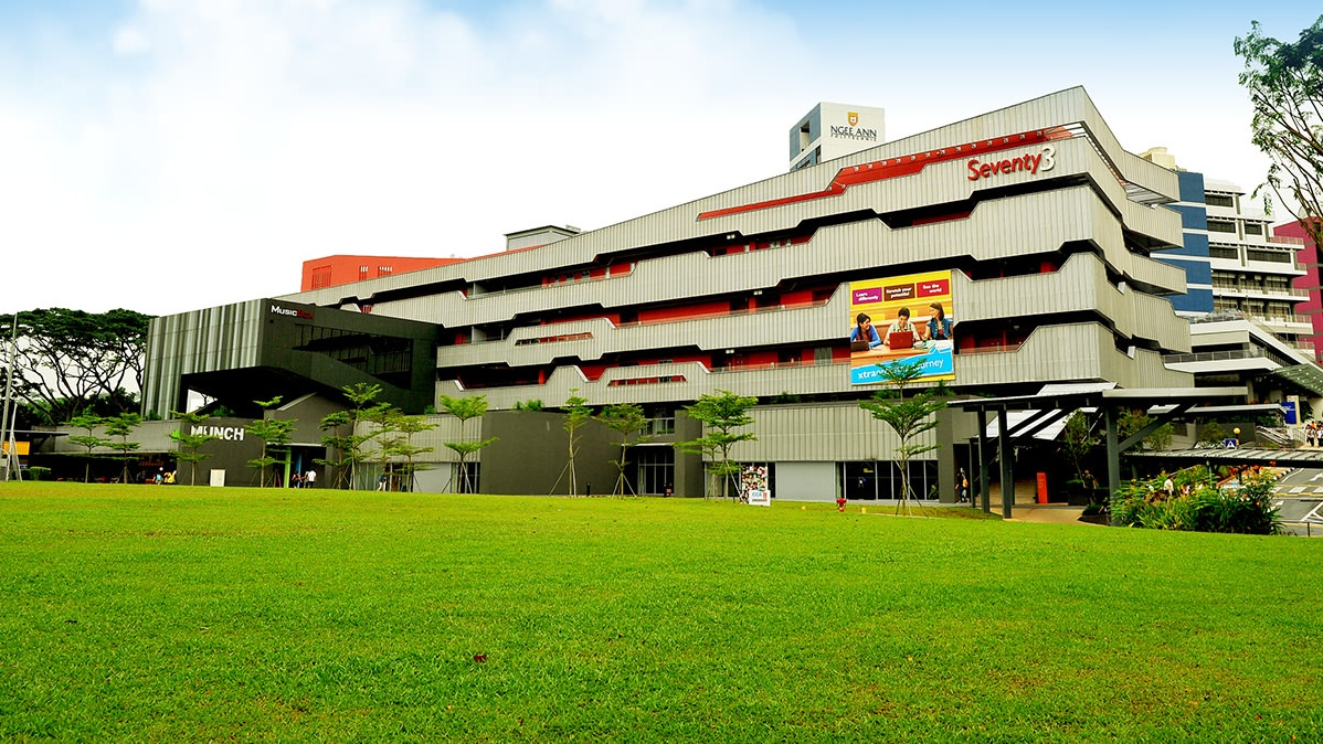 Ngee Ann Polytechnic Music Box   Venue   Bandwagon - Live ...