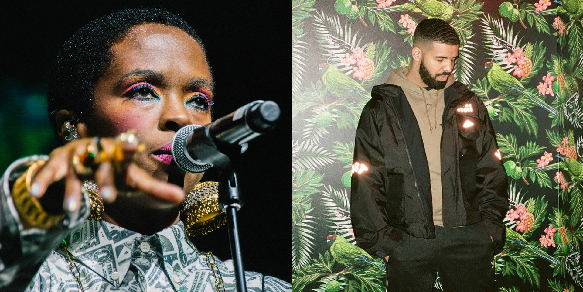 Drake sampled Lauryn Hill on 'Nice For What', and now she's remixed it live – watch