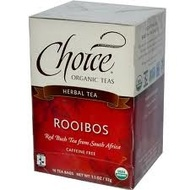 Rooibos from Choice Organic Teas