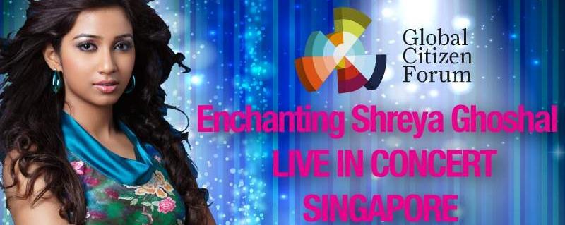 Enchanting Shreya Ghoshal Live in Concert