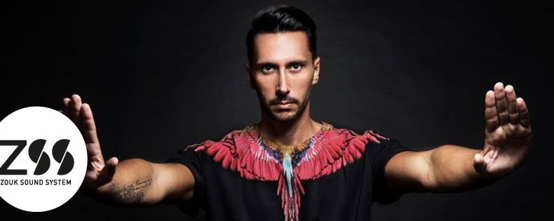 CEDRIC GERVAIS WITH HONG