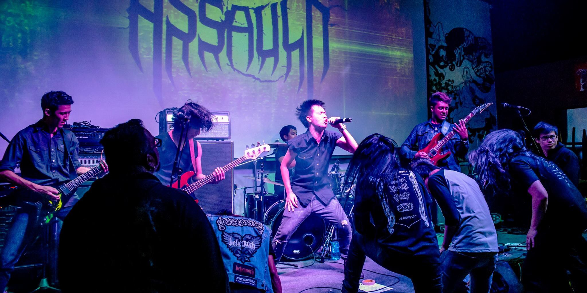 LISTEN: Assault release the first single off their upcoming album, 'Ghettos'
