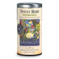 Twenty Herbs from The Republic of Tea