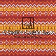 Comfy Cardigan from Geek + Tea