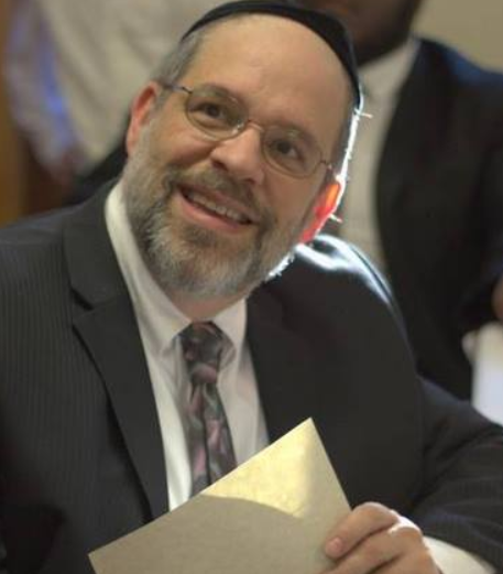 Rabbi Ron-Ami Meyers