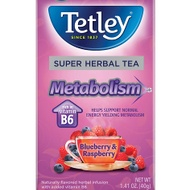 Super Herbal Tea - Metabolism from Tetley