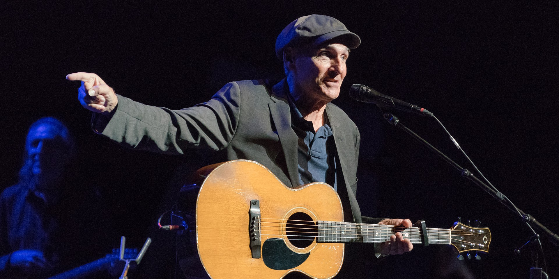 GIG REPORT: James Taylor showcases his acclaimed body of work in his recent Singapore show