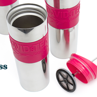 Bodum Stainless Travel Press from DAVIDsTEA