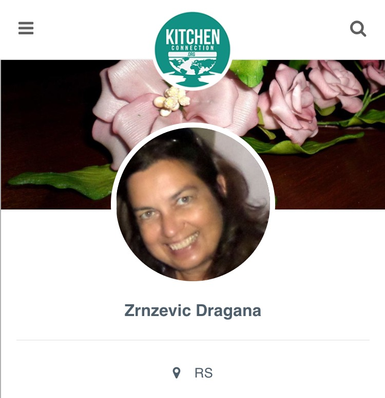 Kitchen Connection Posts: Featured Cheffie: Dragana From Serbia (Serbian