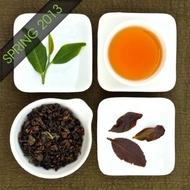 Organic GABA Oolong Tea, Lot # 201 from Taiwan Tea Crafts