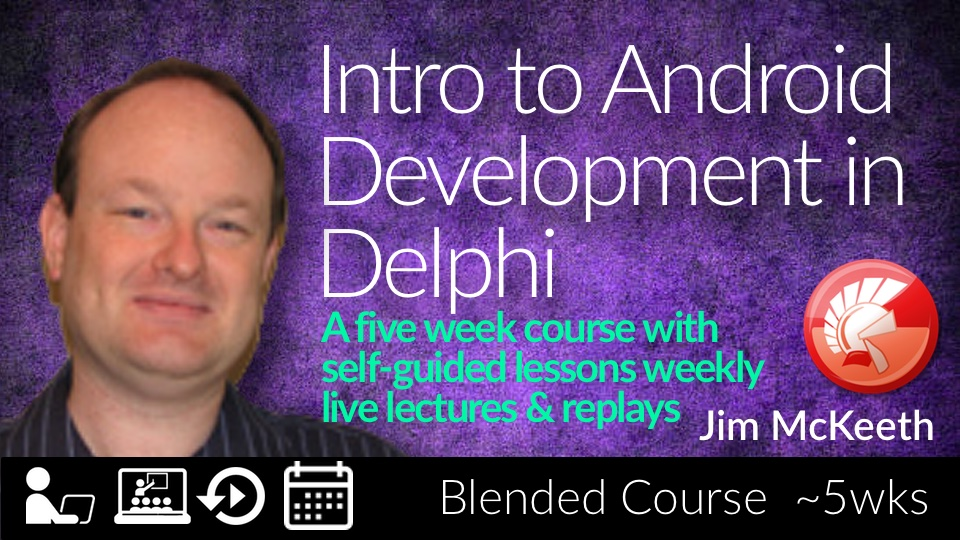 Introduction to Mobile Development   Embarcadero Academy