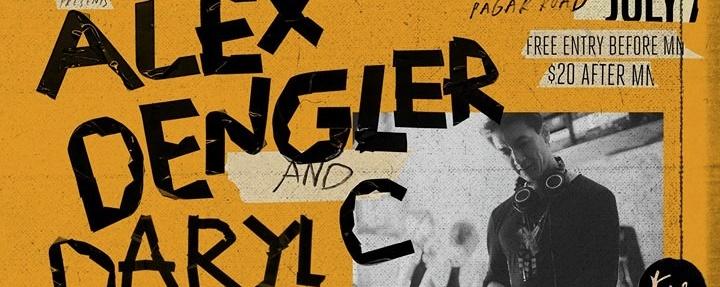 Team Nervous presents Alex Dengler & Daryl C (Darker Than Wax)