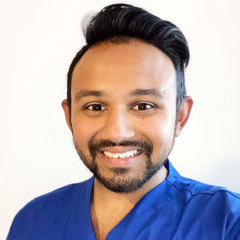 Rahul Damania, MD