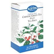 Chinese Green Tea from Alvita