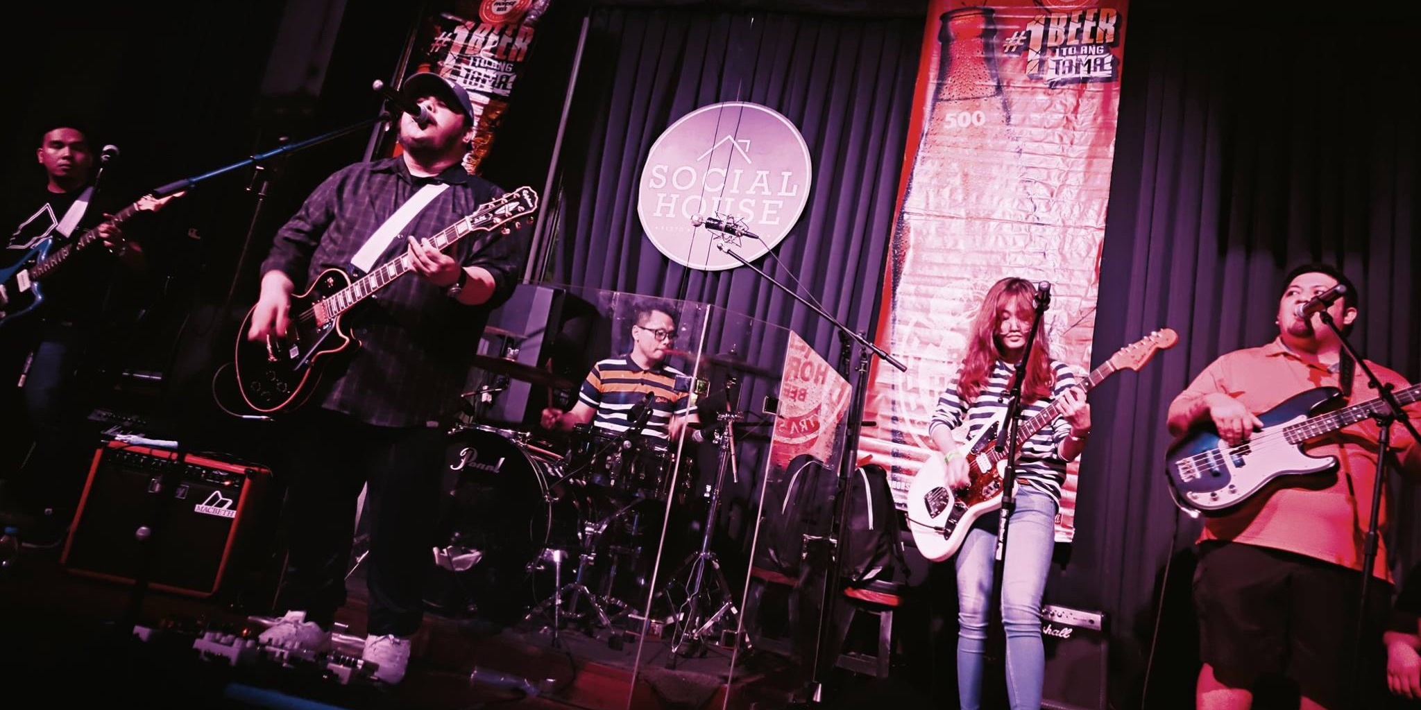 Mayonnaise releases new live album – listen