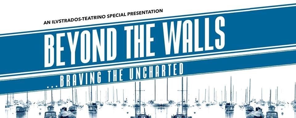 Beyond The Walls, Braving The Uncharted!