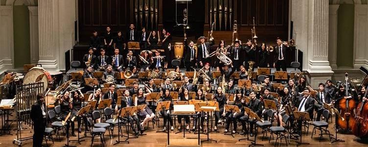 Nanyang Technological University Symphonic Band