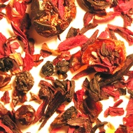 Luxury Red Passion from The Tea Set