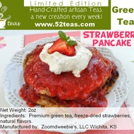 Strawberry Pancake Green Tea from 52teas