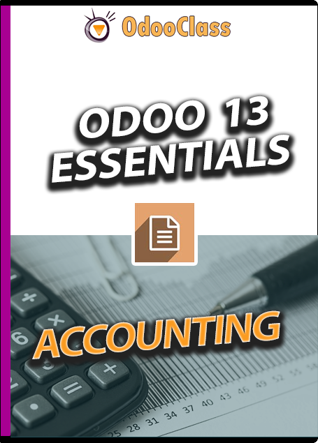 Odoo 13 Essentials - Accounting