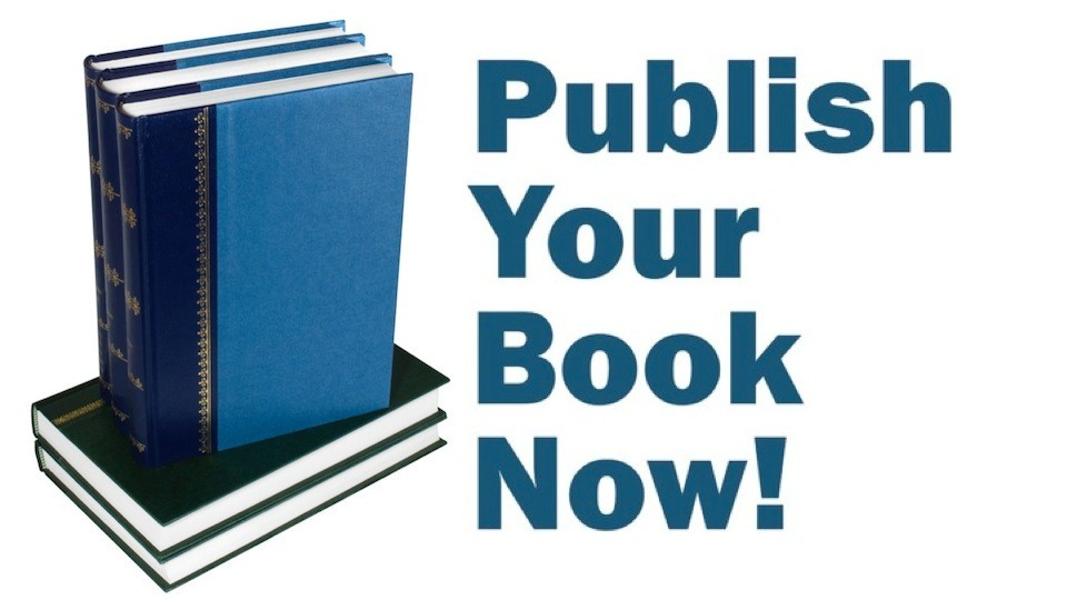 Publish Your Book Now! Logo