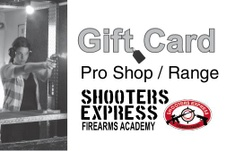 SHOOTERS EXPRESS GIFT CARD