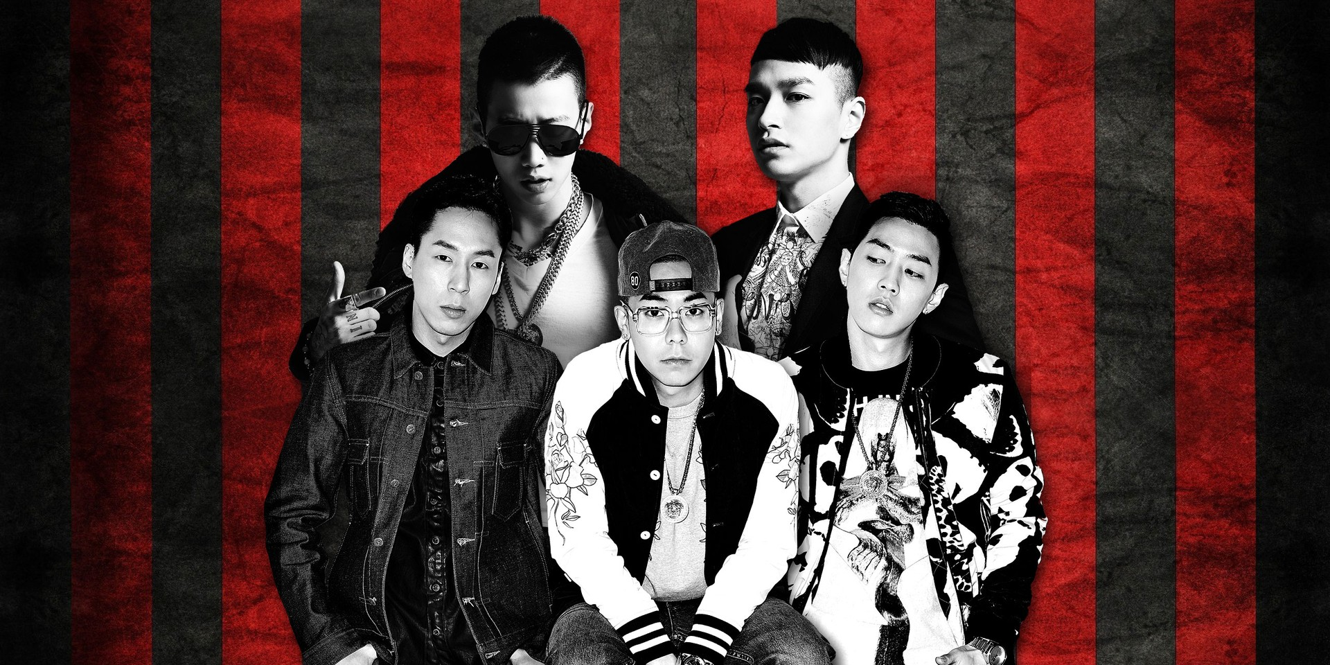 South Korea's meteoric hip-hop/R&B collective AOMG to perform in Singapore