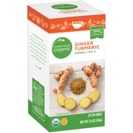 Ginger Tumeric Herbal Tea from Simple Truth Organic