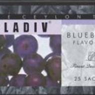 Blueberry Flavored Ceylon Black Tea from Heladiv
