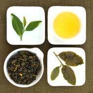 Premium Osmanthus Scented Oolong Tea, Lot 343 from Taiwan Tea Crafts