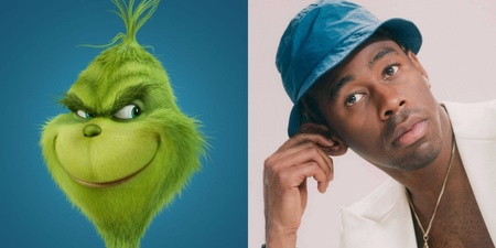 Tyler, The Creator's track from The Grinch movie soundtrack released – listen