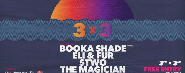 Odyssey Presents: 3x3 (Free Entry with Sign Up)