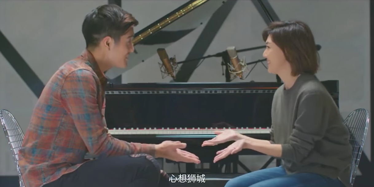 Stefanie Sun and Nathan Hartono get together in this promotional video (and it's glorious) — watch