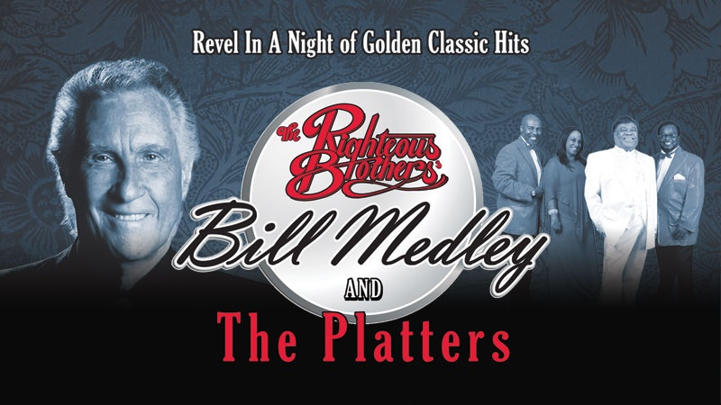 Bill Medley of The Righteous Brothers & The Platters