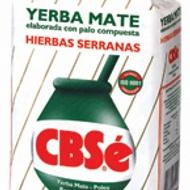 Yerba Mate Hierbas Serranas from Cbsé