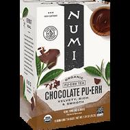 Chocolate Pu-erh from Numi Organic Tea