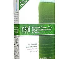 Sencha Green Tealeaf Powder from Rishi Tea