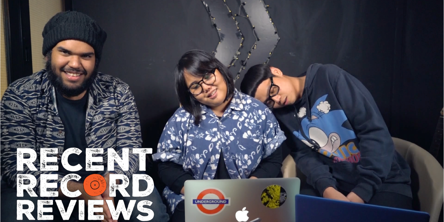 WATCH: Bandwagon Recent Record Reviews #010 - Jerls, Bloc Party, Rihanna