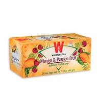 Mango and Passion Fruit from Wissotzky Tea