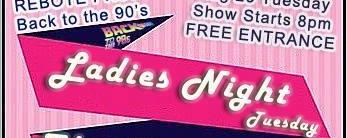 Ladies Night Tuesday