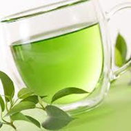 Minty Gunpowder Green Tea from Home Farm Herbery