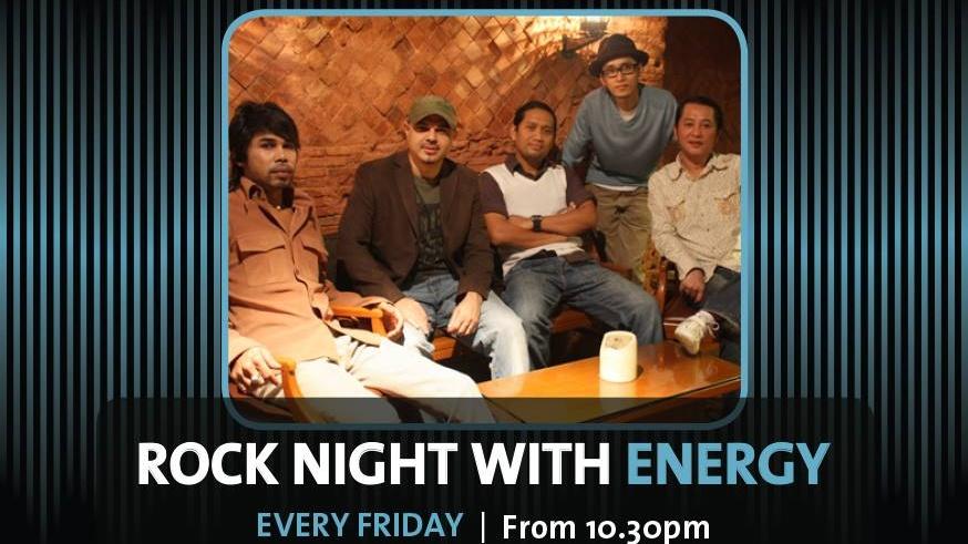 Hard Rock Afterdark: Energy