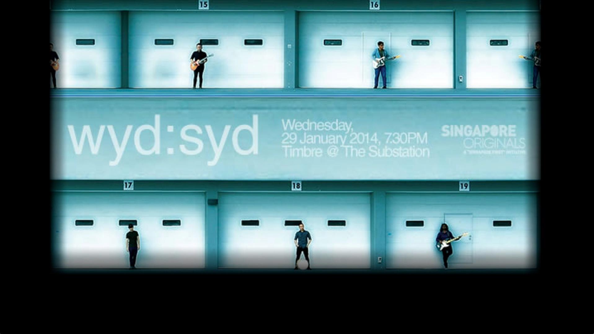 Singapore Originals: wyd:syd