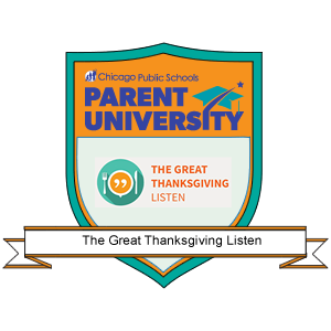 StoryCorps Great Thanksgiving Listen: Parents