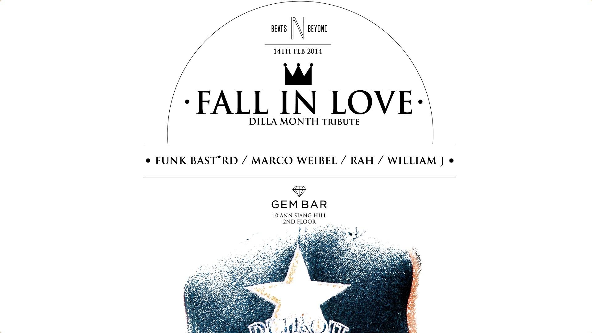 Beats N Beyond: Fall In Love