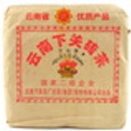 XIA GUAN FLAME TIBETAN PUER TEA BRICK 2005 RAW from Dragon Tea House